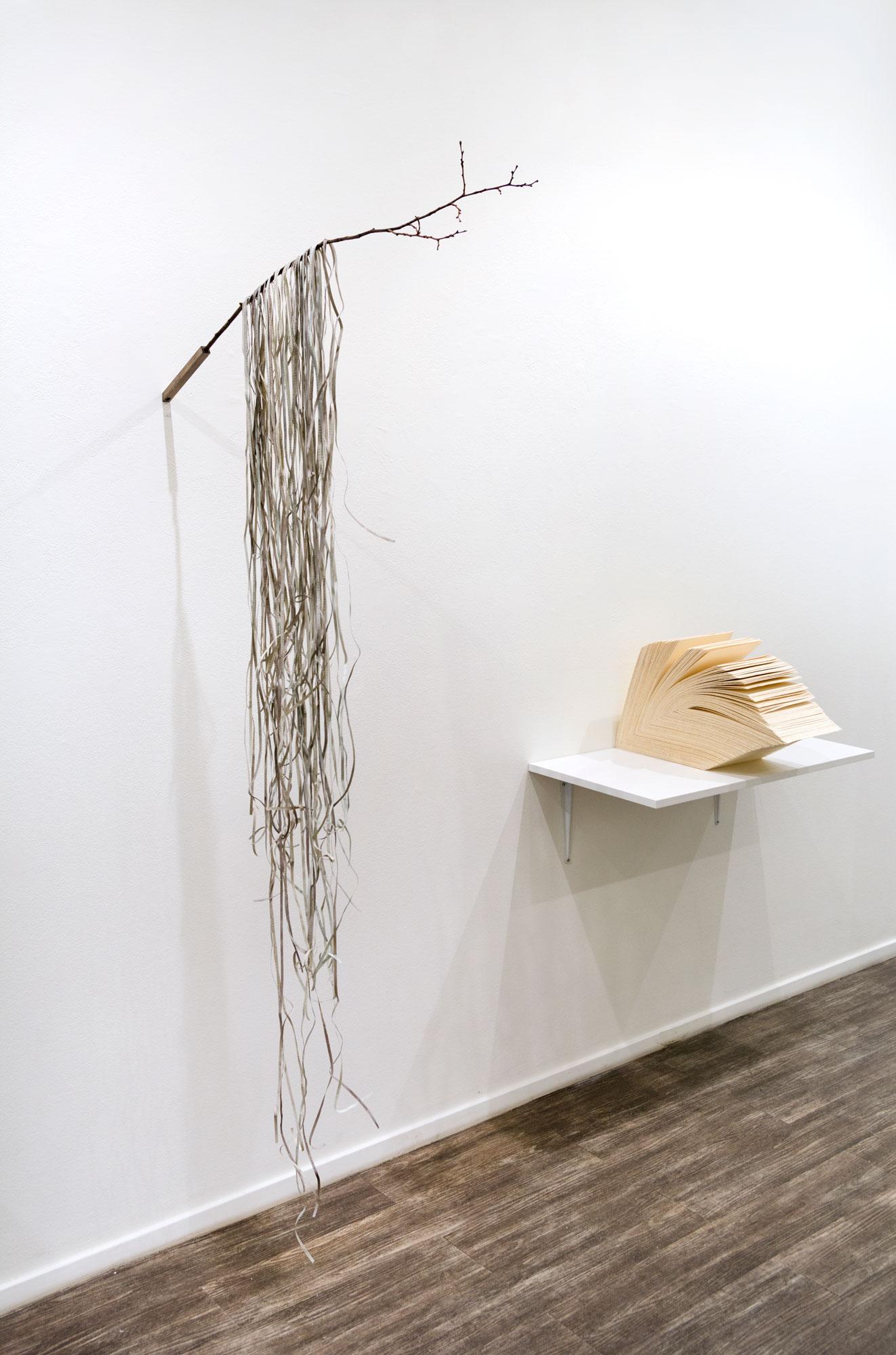 Sarah Jost - «måste jag tala med er er om träd för att få er til att lysna»