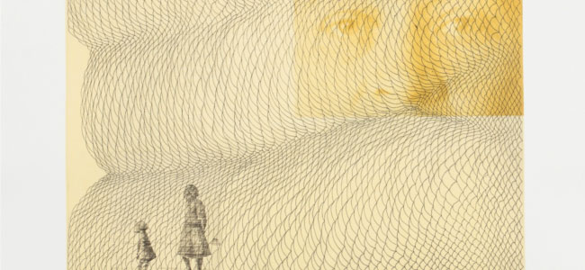 Marianne-Boberg-Connecting-threads-50x40cm-drypoint-photopolymer-etching