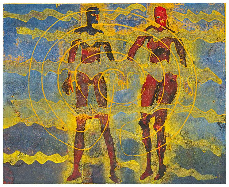 Frans Widerberg 1996: Labyrint