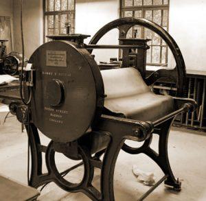 Grafikkpresse