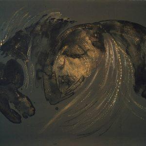Zeng Qianzhi - litografi 1