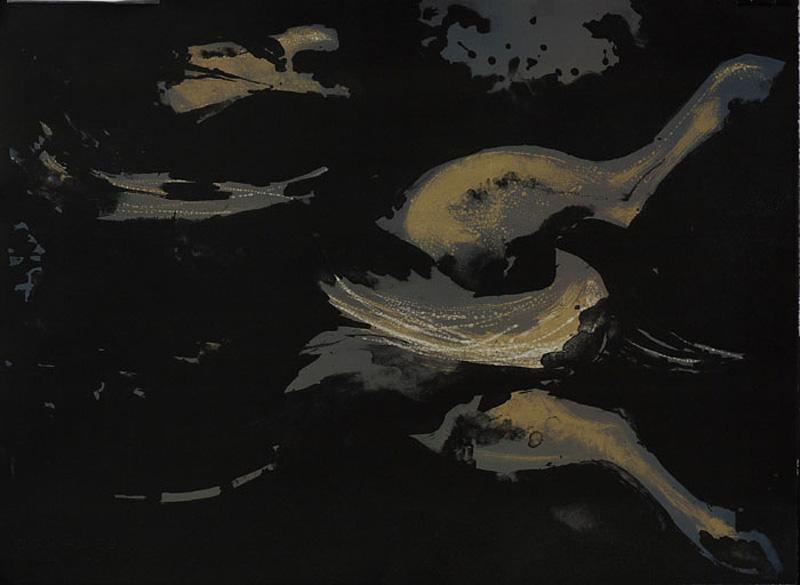 Zeng Qianzhi - litografi 4