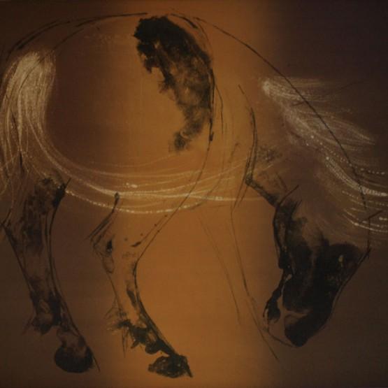 Zeng Qianzhi - litografi 2