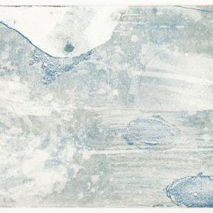 Giske Sigmundstad, 2010: Vann under broen (detalj)
