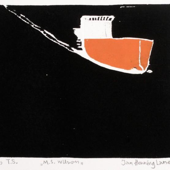 Jan Henning Larsen - M.S. Wilson