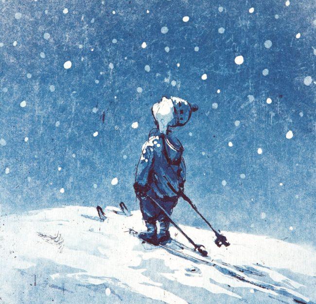 Kristian FInborud - Vinterdrømmer