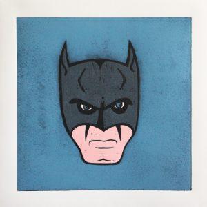 Per Kristian Nygård: Batman - Tresnitt.