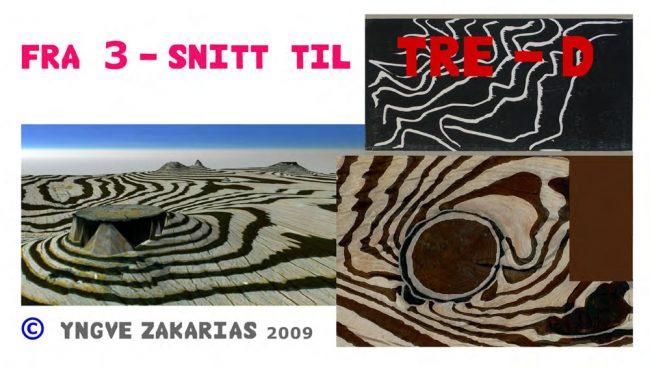 Ynge Zakarias - Fra 3-snitt til TRE-D